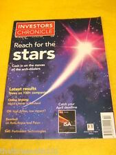 INVESTORS CHRONICLE - MOVES OF THE ARCH-DEALERS - MARCH 10 2000