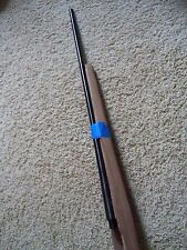 Ruger 10/22 rifle barrel, EXTRA long barrel, shoots VERY quietly, quiet barrel