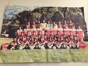 Poster Milan Vintage Stelle Di Oggi