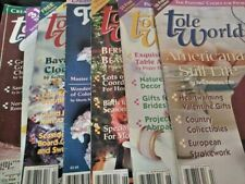Buy 3 Get 1 Free! Tole World Painting Magazine Back Issues Tole Instructions