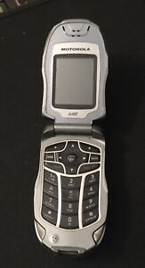 Motorola ic402 NEXTEL With Extended Battery - Charger Cord Included