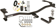 2006-2009 FORD FUSION COMPLETE TRAILER HITCH PACKAGE W/ QUICK CONNECT ALL MODELS