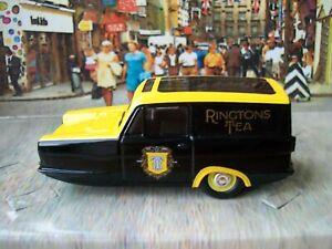Lledo Promotional Vanguards Reliant Regal Super Van Ringtons Tea Black