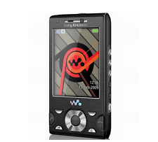 Sony Ericsson W995 Black 3G WIFI Unlocked Free shipping