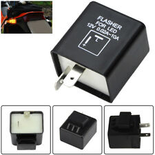 2-Pin Electronic LED Flasher Relay Fix For Turn Signal Light Fast Hyper Flash US