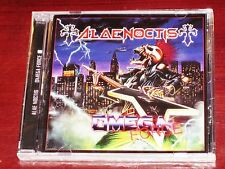 Alae Noctis: Omega Force CD 2017 Stormspell Records USA SSR-KK-205 NEW