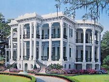 Nottoway Plantation by James L. Kendrick, III (Signed & Numbered)