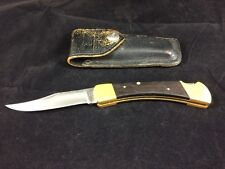 Vintage Buck 110 Knife - 1967-1972 Early Model With Case
