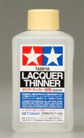 NEW Tamiya Lacquer Thinner 8 oz 87077 FREE US SHIP