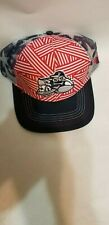 Brand New Lakewood Blueclaws Stars & Stripes Adjustable Mesh Hat