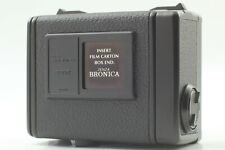 Rare ! [N Mint+] Zenza Bronica ETR S Si 135 W Film Back Panorama From Japan #584