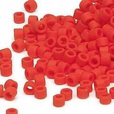 J99//9 Miyuki Delicas 8//0 DBL-0116 Transparent Luster Red Metallic 6.8g