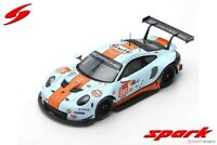 Spark 1/87 Porsche 911 RSR Gulf 2019 Le Mans 24H #86 M. Wayne Wright/B. Barker/T