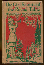 The Girl Scouts of the Round Table-Margaret Vanderhook-1921-Girl Scouts Series