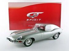 GT Spirit 1964 Jaguar E-Type Serie 1 4.2L Grey Metallic LE of 1000 1/12 In Stock