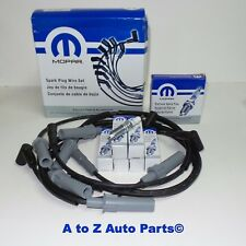 NEW 2007-2012 Jeep Wrangler JK 3.8L V6 Engine Spark Wire & Plug Tune Up Kit,OEM