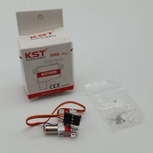 New KST X08H Plus V2.0 Micro Digital Servo Metal 9g 5.30kg.cm for RC