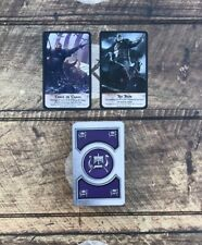 Skellige Gwent Cards Deck -FAN MADE Witcher 3 (ENGLISH/ French version)