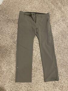 Prana Men's 36x30 Straight Fit Pants