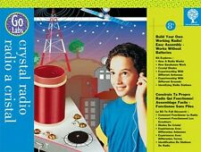 ELENCO EDU-3010  Build Your Own Working Crystal Radio Lab DIY Kit