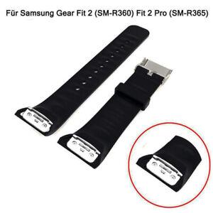 Ersatz Armband L Für Samsung Gear Fit 2 & Fit 2 Pro Smartwatch Fitness R360 R365