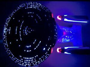 Effect LED Lighting kit for Star Trek USS Enterprise NCC 1701-D 1:1400 Admiral