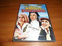 Where Angels Go, Trouble Follows (DVD, Full Frame 2003)  NEW Stella Stevens