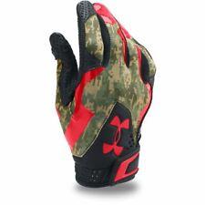 New Men's UA Under Armour Yard Undeniable Baseball Batting Gloves - 1291725-600