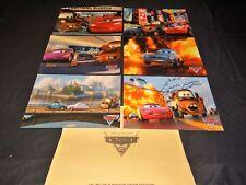 CARS 2 Flash McQueen  Animation jeu photos cinema  lobby cards pixar