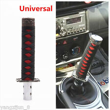 High Quality New Metal Samurai Sword Shift Knob Shifter W/12mm Hole Universal