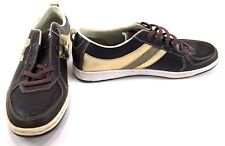 Creative Recreation Shoes Dicoco Lo Brown/Gunmetal/Gold Sneakers Size 8