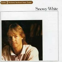 SNOWY WHITE - SNOWY WHITE  CD NEW