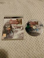 Dynasty Warriors 7 PS3 Playstation 3 **FREE UK POSTAGE**