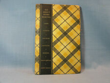 VINTAGE RECIPES' ALL ABOUT HOME BAKING 1935 GENERAL FOODS CORP. VINTAGE COOKBOOK