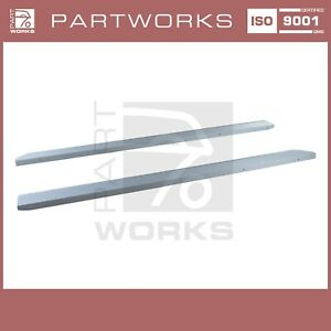 Door Sill Panel for Porsche 911 2.0 2.2 2.4 Trim Step Protection L+R