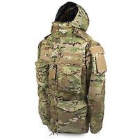Bulldog Evolved Waterproof Windproof SAS British Military Army Smock Coat MTP