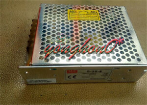 S-35-5 Meanwell Switching Power Supply 35W (S35-5) Output DC5V 7A