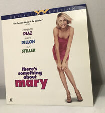 There's Something About Mary | Widescreen Laserdisc LD - Cameron Diaz NM+