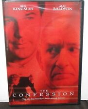 The Confession Ben Kingsley Alec Baldwin