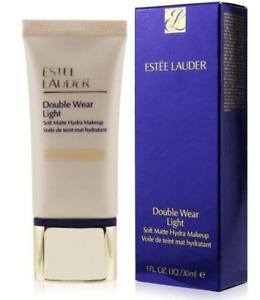 ESTEE LAUDER Double Wear Light SOFT MATTE HYDRA Makeup FOUNDATION *Sealed FRESCO