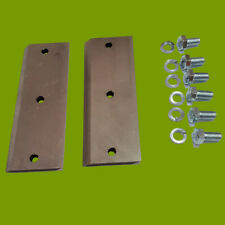 Greenfield Chipper Blades (pair With Bolts) Gt3269 Gt3332
