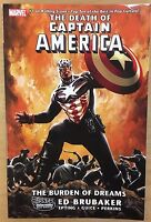 THE DEATH OF CAPTAIN AMERICA volume 2 (2008) Marvel Comics TPB VG+ 1st