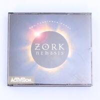Zork Nemesis: The Forbidden Lands (ActiVision) CD-ROM Game for Windows PCs
