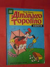 ALBO D'ORO ALMANACCO DI TOPOLINO n° 176 - DEL 1971 -originale mondadori- usato