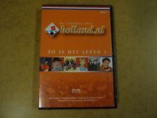 MUSIC DVD / DE GROOTSTE HITS HOLLAND.NL - ZO IS HET LEVEN 1 ( DEEL 1 )