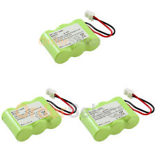 3x Rechargeable Home Phone Battery for Vtech BT17333 80-1338-00-00 89-1332-00-00