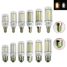 E27 E14 LED Bulb Corn Light 9W 12W 15W 25W 220V 110V 5730SMD Warm white Lamps