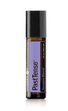(1) ~  Doterra ~ Past Tense Touch Essential Oil 10 ml New Sealed expires 2024