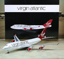 Gemini Jets Virgin Atlantic (G-VXLG) Boeing B747-400 1/200