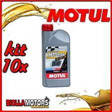 KIT 10X LITRO MOTUL LIQUIDO RADIATORE MOTOCOOL FACTORY LINE 1L - 10x 105920